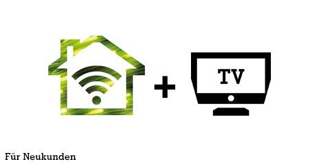 A1 Festnetz Internet + TV Plus