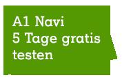 A1 Navi 5 Tage gratis testen