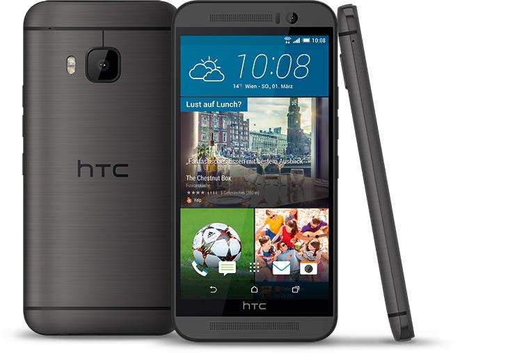 HTC One M9 bei A1 vorbestellen