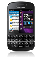 BlackBerry Q10 4G/LTE bei A1