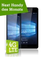 Das Microsoft Lumia 550 - Next Handy des Monats Februar