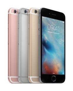 iPhone 6s - jetzt bei A1 vorregistrieren